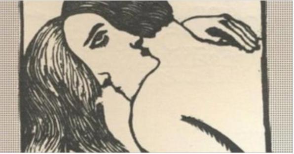 Was für ein Gesicht erkennst Du? Mann oder Frau? Das ist die Bedeutung dahinter…